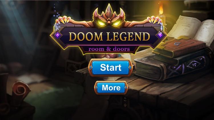 Doom Legend:Room Break&Escape Room