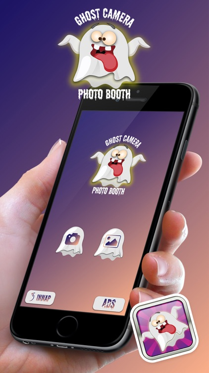 Ghost Camera Photo Booth – Add Spooky Face Stickers and Effects to Make Scary Pranks screenshot-4