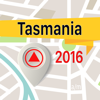 Tasmania 離線地圖導航和指南