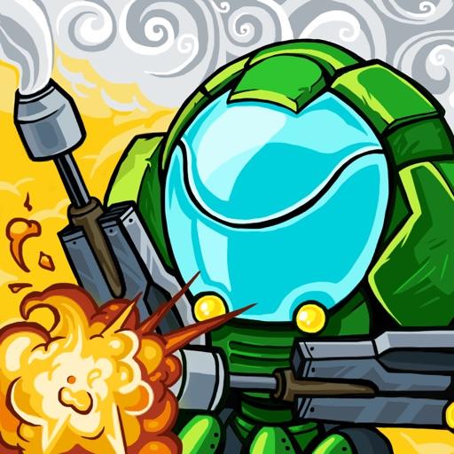 Космической обороны: война! (Space Elite Defense: Alien Wars TD)