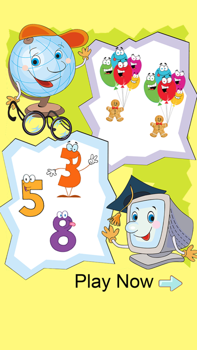 Kids Counting Games : Math Early Learning for Pre K , 1 to 5