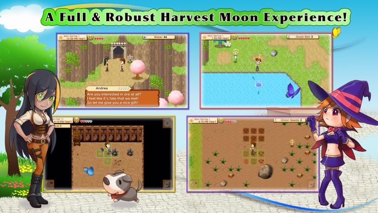 HARVEST MOON: Seeds Of Memories screenshot-4