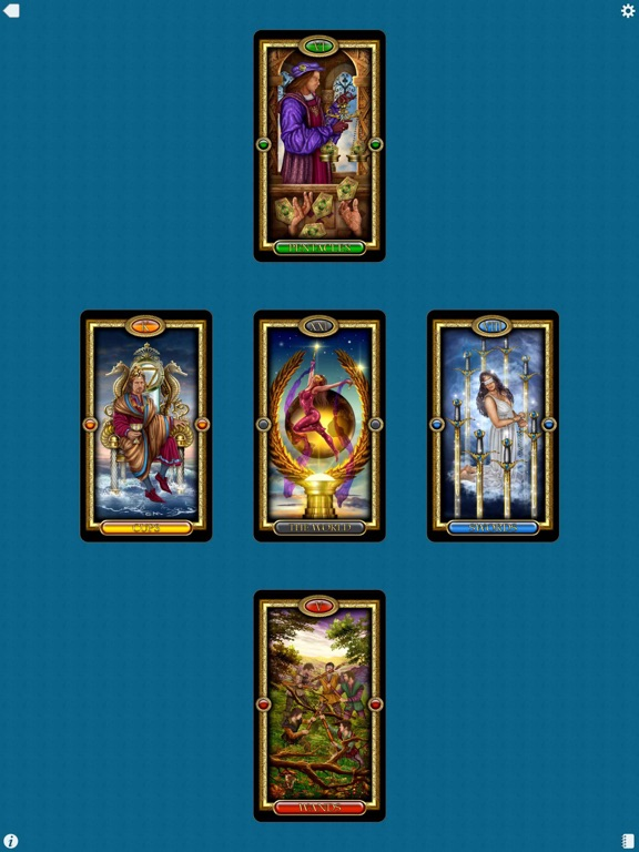 Ciro's Tarot Royale-ipad-4