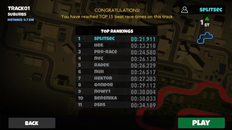 Dubai City Driving Simultor 3D 2015 : Expensive cars street racing by rich driver. screenshot-3