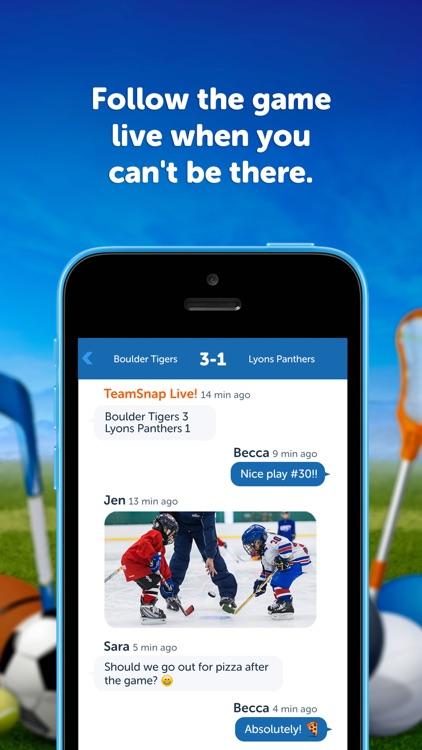 TeamSnap Sport Team Management screenshot-4