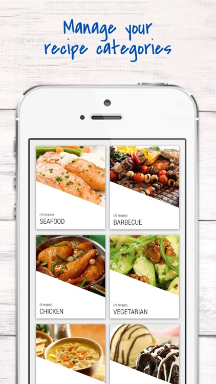 Recipe Binder - Your magazine recipes organized screenshot-2