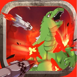 Mighty Godzilla Monster: Escape the Warlord Shooters Pro