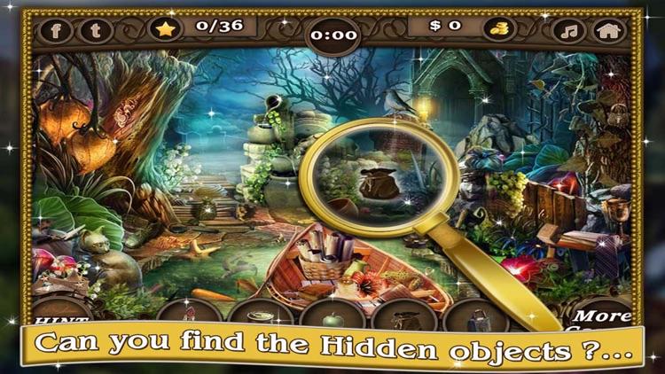 Abandoned Castle - Adventure of Hidden Objects screenshot-3
