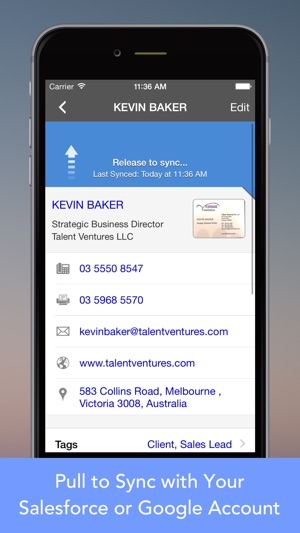 Cardwiz pro business card reader scanner on the app store iphone screenshots reheart Images