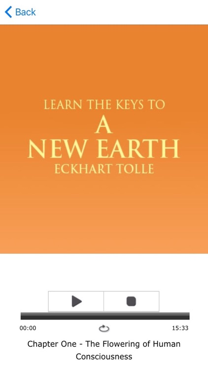 A New Earth Meditations by Eckhart Tolle screenshot-3
