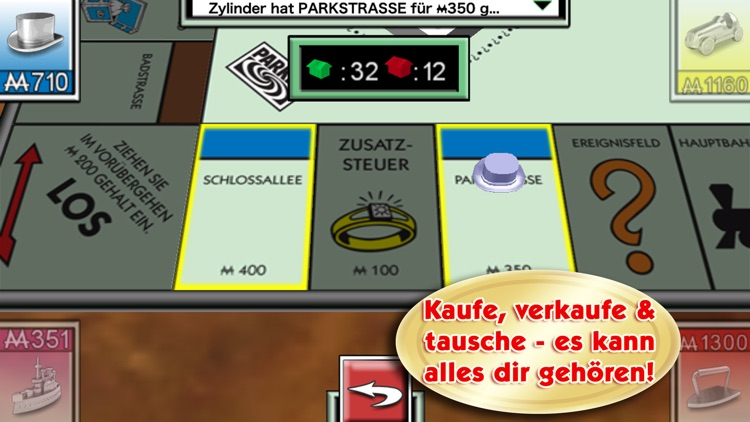 MONOPOLY Game screenshot-3