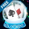 Solitaire Christmas. Match 2 Cards Free. Card Game