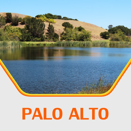 Palo Alto City Offline Travel Guide icon
