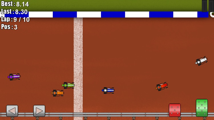 Dirt Racing Mobile Midgets Edition screenshot-3