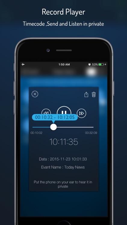 Q-Recorder - Voice Recorder