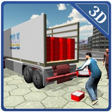 Activities of Milk Delivery Truck Simulator – Extreme trucker driving & parking game