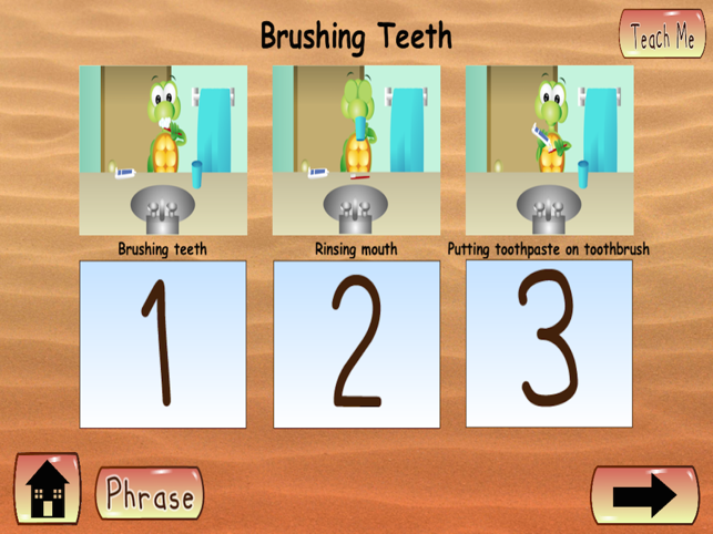Sequencing with Lenny Screenshot