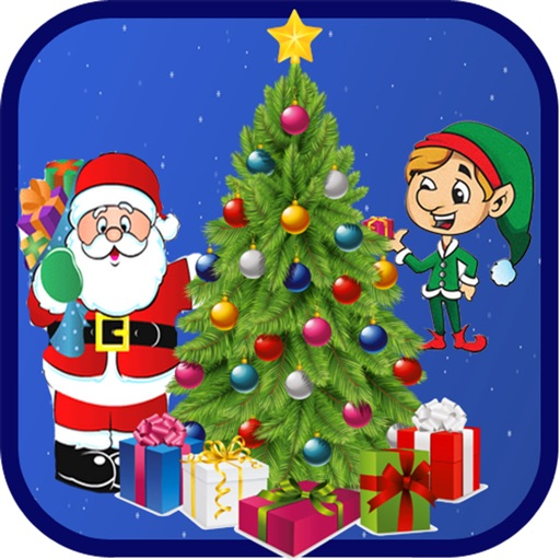 Christmas Tree Decoration  -   Free Holiday Game For toddler