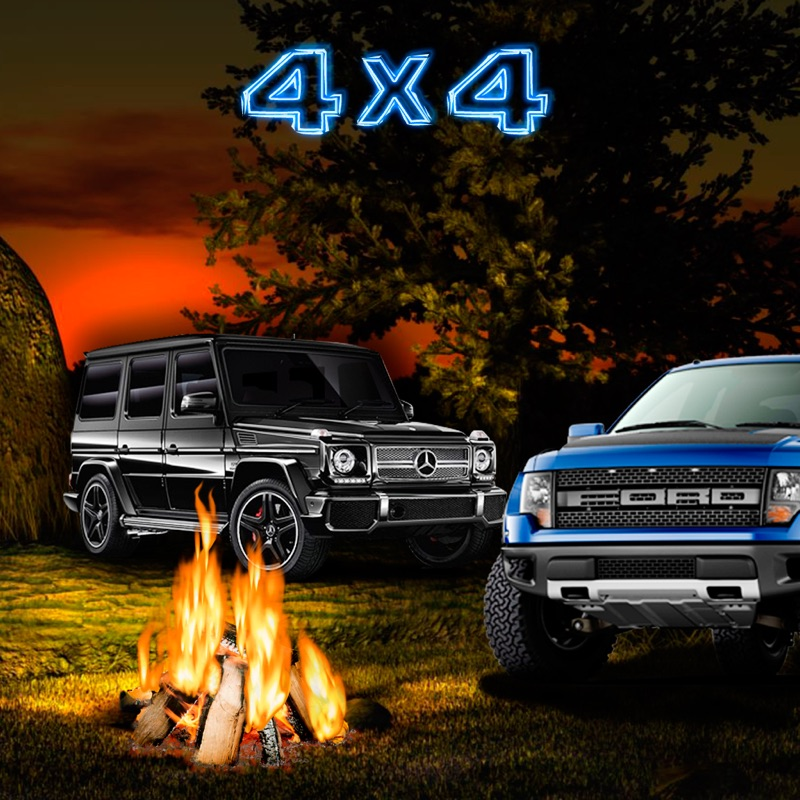 4x4 Off-Road Rally 4 Hack Tool