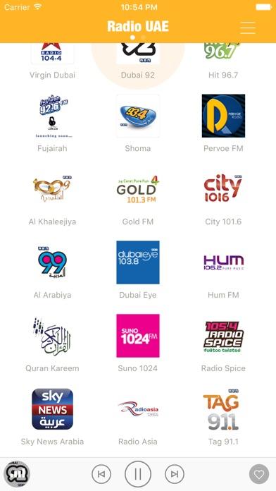 Radio UAE FM (Emirates Radios) - Al Rabea Arabiya - AppRecs