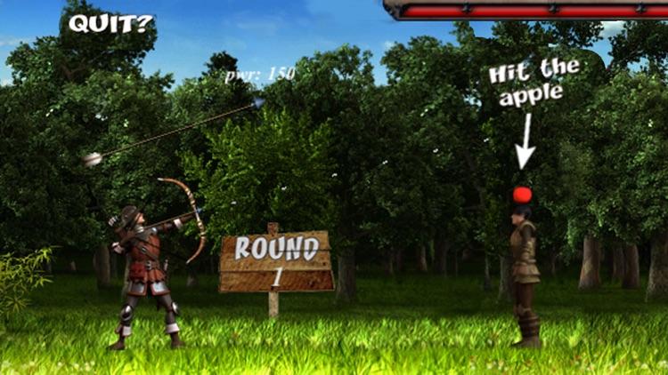 Robin Hood - archery game! screenshot-3