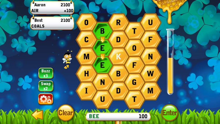 Word Bees