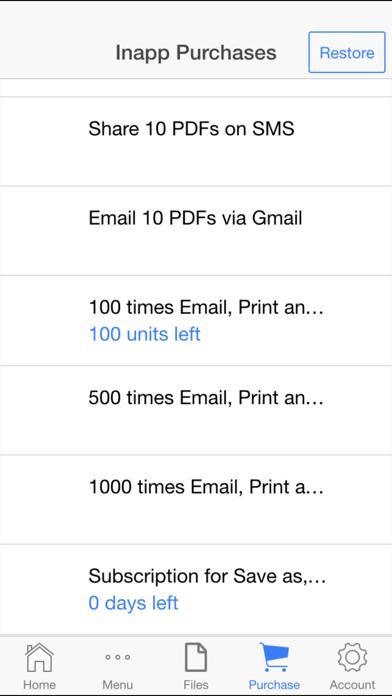 Invoice Suite Screenshots