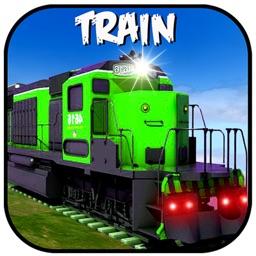 Cargo Train Drive Simulator 3D