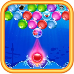 Blaze Bubble Shooter