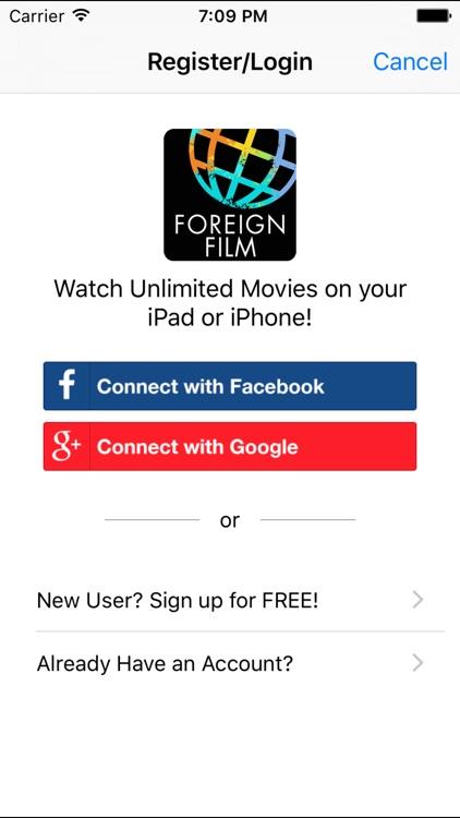 Foreign Film Favorites screenshot-4