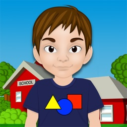 Timmy Learns: Shapes and Colors for Kindergarten