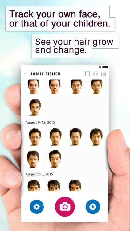 Changes - Face Tracker screenshot-3