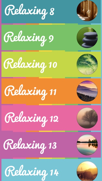 Relaxing sounds pro