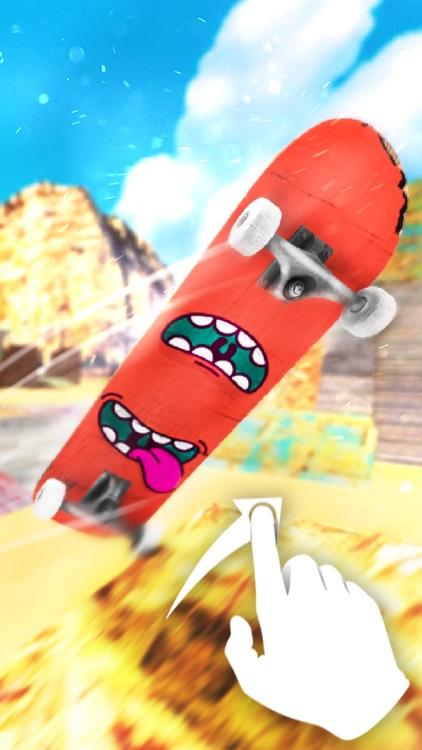 3D Skate Park Skateboard Simulator Free