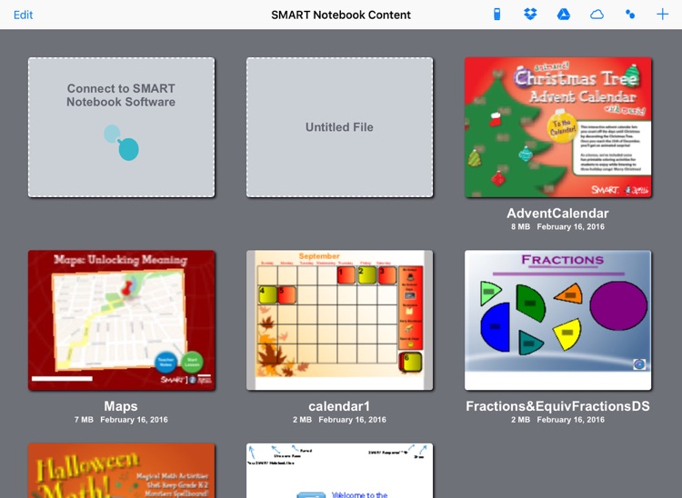 SMART Notebook for iPad screenshot-3