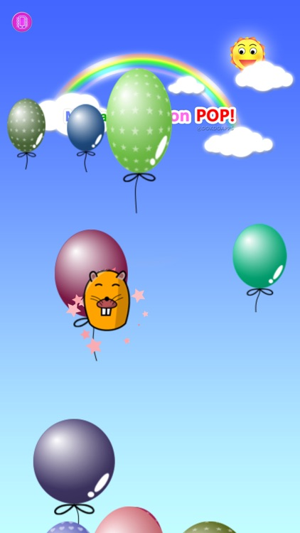 My baby game Balloon Pop! lite