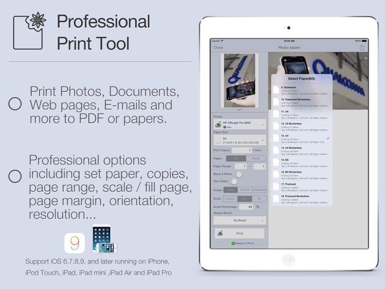 Quick Print for iPad screenshot-3