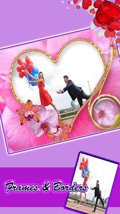 Photo Greeting Prank - Valentine's Day Love Stickers & Photo Editor