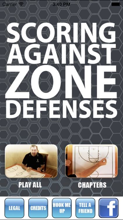 Scoring Against Zone Defense  - Youth Basketball - With Coach Lason Perkins - Full Court Basketball Toolbox 1 Training Instruction