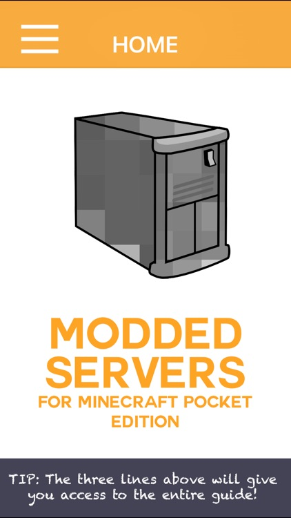 Modded Servers for Minecraft Pocket Edition - Server Mods for PE