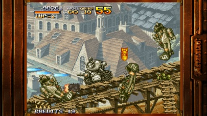 METAL SLUG 1 screenshot1