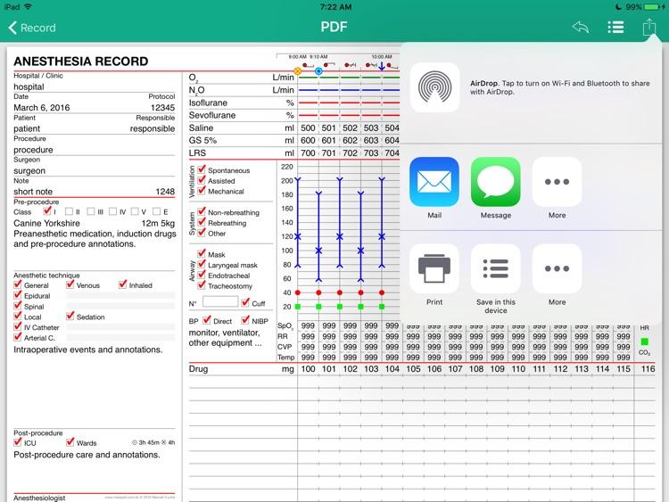 Medpad Veterinary screenshot-4