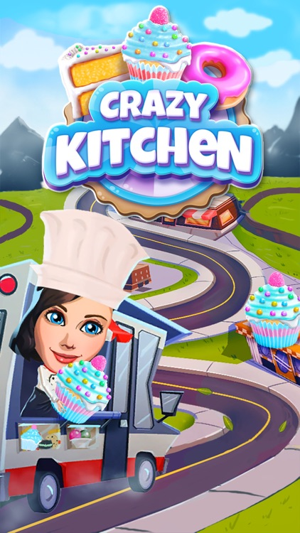 Crazy Kitchen: Match 3 Puzzles screenshot-4