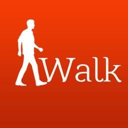iWalk: Pedometer Free