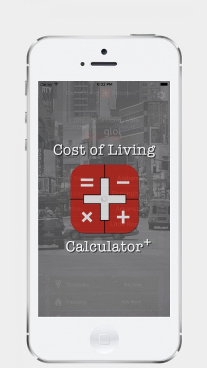 Cost of Living Calculator Plus