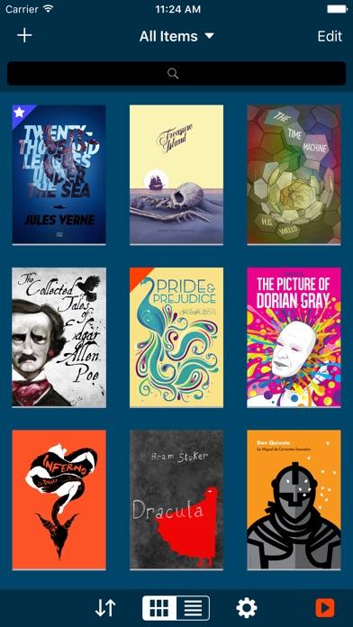 Voice Dream Reader app image