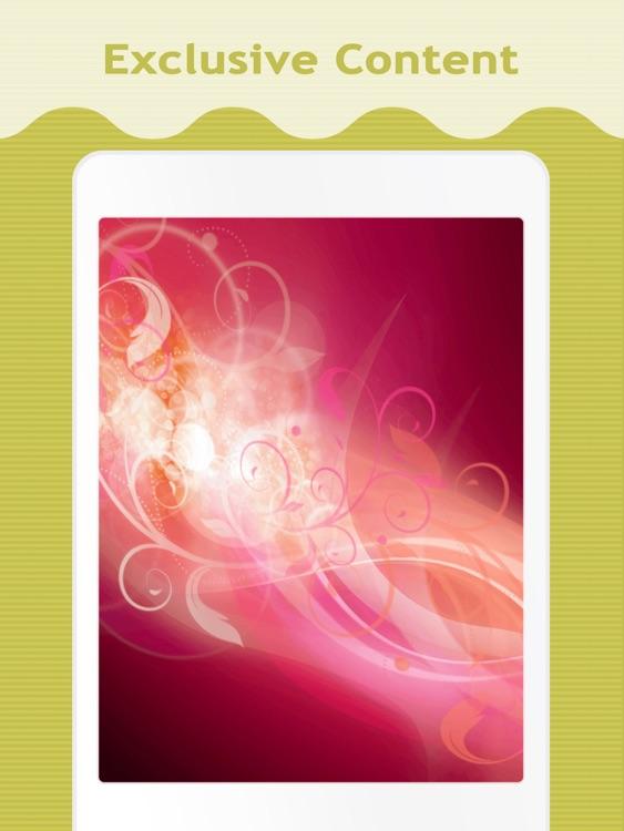 Glow Backgrounds HD for iPad screenshot-3