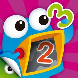 Aliens & Numbers - educational math games to simple learn counting, tracing & addition for kids and toddlers