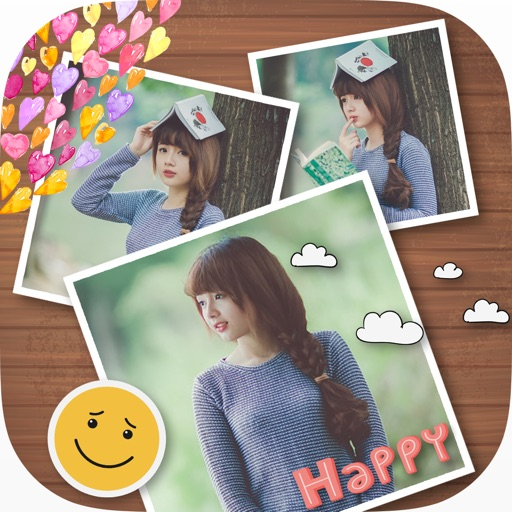 Pic Collage Maker & Photo Studio with Pic Grid, Pic Stitch for photo