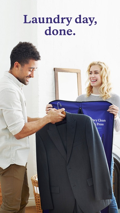 Cleanly  On Demand Dry Cleaning & Laundry Delivery